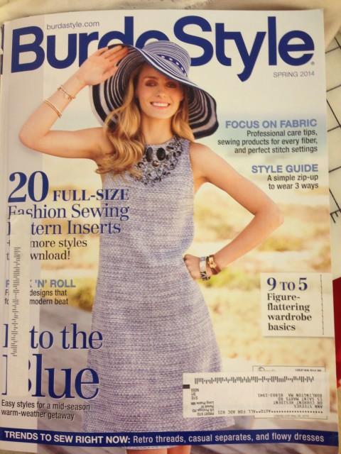 Burda Style Spring 2014