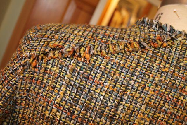 Back Fringe Detail